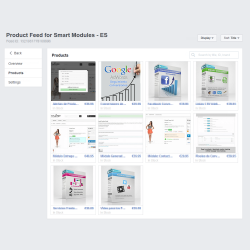 Feed de Productos para Anuncios dinámicos de Facebook
