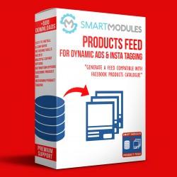 Produkte Feed für...