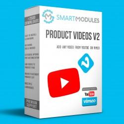 Vídeos para los Productos